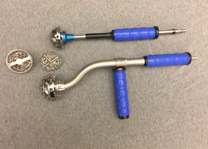 Gen-3 Reamer Handle Pair